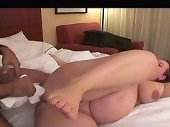 chubby pregnant girl fucks with old man