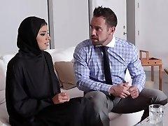 TeenPies - Scorching Muslim Teen Pummeled And Creampied