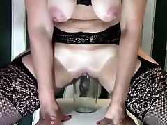 Milf huge insertion 3