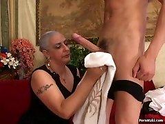 Grannie Loves Big Dick