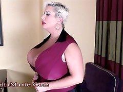 Hefty Tit Claudia Marie Destroys Kayla Kleevage