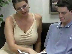 Educator big tits