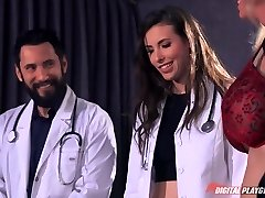Alice Lighthouse, John Strenuous, Karlo Karrera in House Calls - Episode 2 - DigitalPlayground
