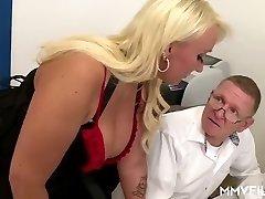 Bbw Secretary Fucks Her Boss
