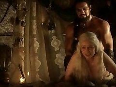 Emilia Clarke: Game of Thrones Nude/Beautiful/Hot Vignettes