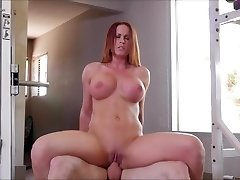 Reverse Cowgirl Compilation 6 with money-shots