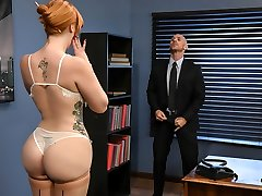 Lauren Phillips & Johnny Sins in The New Doll: Part 1 - Brazzers