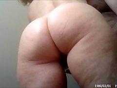 Other Nurse's orgasm on hidden webcam while still standing