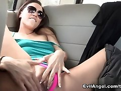 Dana Vespoli & Kalina Ryu in Girl-girl Public Sex Fetish #02 Video