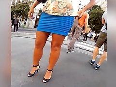 elegant sexy milf legs