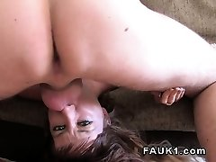 Spanish babe tongues ass and deep gullets uk agent