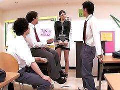 Adoring Teacher