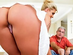 Ryan Conner & Bill Bailey in Take A Seat On My Sausage - Brazzers