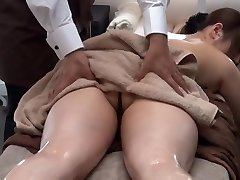 Private Lube Massage Salon for Married Damsel 1.2 (Censored)