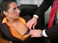 Sexy Daria Glower office penetrate is great