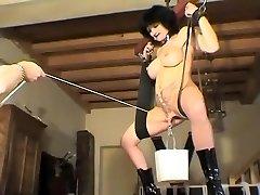 Exotic homemade Lesbian, Big Tits adult video
