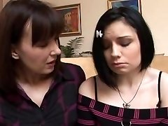 Step-Mum instructs daughter 01