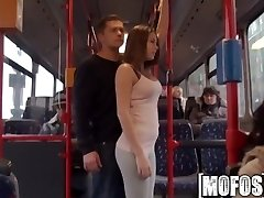 Mofos - Bonnie Shai gets fucked on the bus