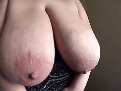 Ruriko S Cup - Big Saggy Huge Breasts with Milk