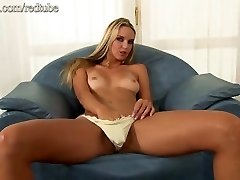 Incredibly Sexy Blonde Solo Play HD