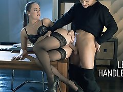 Blue Angel in Let Me Handle This - OfficeObsession