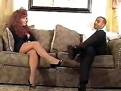 Redhead mommy gets torn up by black Waneta from 1fuckdatecom
