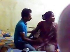 Bangla timid gf boob gargle and pussy lick