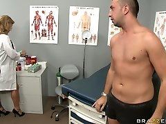 Medical examination performed by buxomy Shyla Stylez is worth seeing