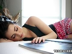 Kylie Quinn in The Needy Babysitter - TeamSkeet