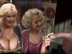 Hen night at the Rovers again ......