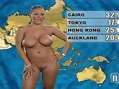 Naked Weather Gal