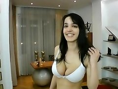 Brilliant face Busty Hungarian girl destroyed by Xxl Cock