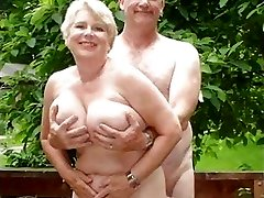 BBW Matures Grandmas and Couples Living the Naturist Lifestyle