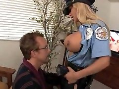Fucking that buxomy cop Shyla Stylez