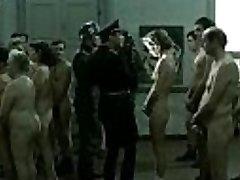 Charlotte Rampling - Naked in Public   Orgy Sene - Il Portiere di Notte (1974)