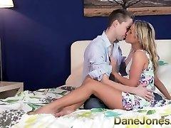 DaneJones Young blondes super hot romantic fuck