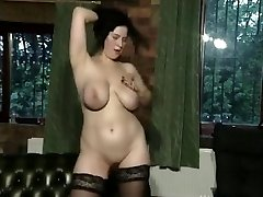 Huge-chested FC babe plays 01