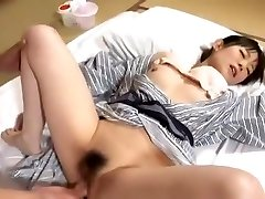 Exotic Japanese dame Akie Harada in Fabulous Small Boobs, Massage JAV scene