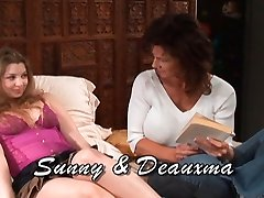 Deauxma & Sunny Lane in G/g Seductions #07