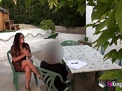English tutor fuck her college girl in Mallorca
