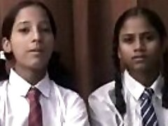 desi beautiful student demonstrating her nudes and lesbian