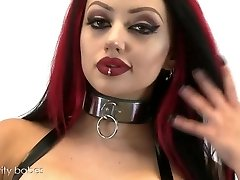 Dani Divine Bdsm Latex Fetish