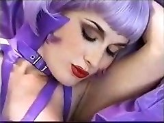 purple latex