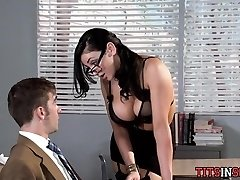 Hot for Big Tit Schoolteacher