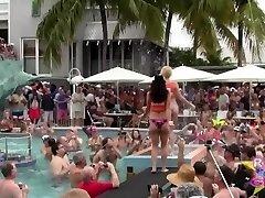 Nude Pool Whores Key West Fantasy Fest Rnd2