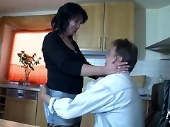 MMV FILMS Amateur German Mommy