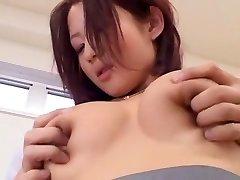 Fabulous Japanese mega-slut Reon Otowa in Horny Cougar, Sports JAV video