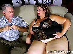 Super mind-blowing big beautiful woman enjoys a hard humping