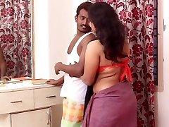 Horny nymph romance with village boyfriend