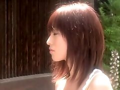 Exotic Chinese model in Hottest Fetish JAV flick